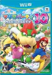 即決★中古 Wii U マリオパーティ10 送料無料