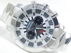 3418/ヴィヴィアンウエスト高額Mクロノグラフメンズ腕時計定価5万円☆格安
