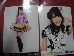 限定SKE48 2枚セット 公式生写真 高木由麻奈 非売品 未使用