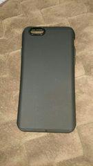 iPhone 6/iPhone 6s ハードブラックケース 黒色 アイフォン