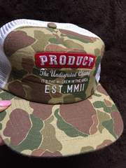 product★メッシュキャップ