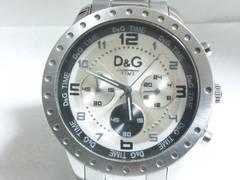 6880/ドルチェ&ガッバーナDG定価7万円位クロノグラフモデル最高級品