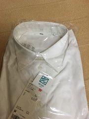 送料込 新品 UVカットストレッチブロードシャツ 7分袖