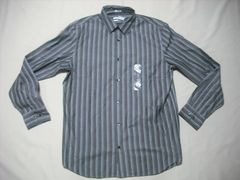 fy904 男 CK CALVIN KLEIN カルバンクライン 長袖シャツ Mサイズ