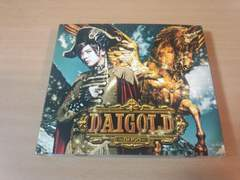 DAIGO CD「DAIGOLD」DVD付初回限定盤A●