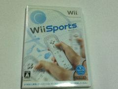 ● Wiiスポーツ WiiSports ●送料無料