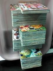 ワンピースデータカードダス系カード400枚以上詰め合わせ福袋