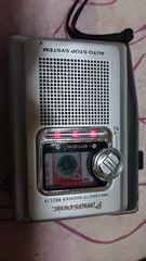 パナソニックカセットレコーダー