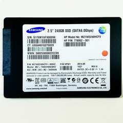 中古良品 即決 SSD 240GB 2.5inch 7mm 6Gbps SATA3 サムソン製