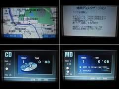 ◎トヨタ 純正DVDナビ(NCMT-W52) 02年地図 動作品