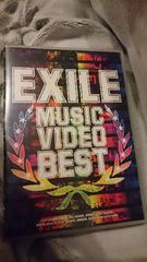 EXILE「MUSIC VIDEO BEST」DVD2枚組