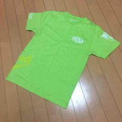 ガッチャGOTCHA◆半袖Tシャツ◆Sグリーン