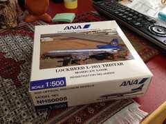 1/500 ANA全日空 トライスター L-1011 レジJA8509