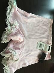 新品未使用、高級インナー Tuche Lサイズ ピンク