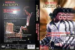 マイケルジャクソン BAD TOUR 1988 Michael Jackson