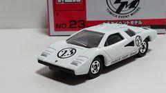 トミカイベントモデル・ランボルギーニ・カウンタック・LP400