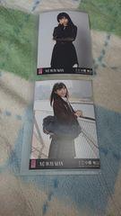 AKB48 NO WAY MAN 小栗有以特典写真セット