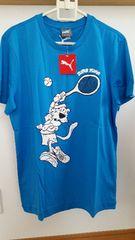 *PUMAプーマ半袖Tシャツ新品タグ付値下げ即決半額以下L*