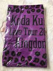 新品☆未開封/倖田來未☆Live Tour〜Kingdom〜 タオル