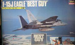 1/48 ハセガワ 航空自衛隊 F-15J イーグル'BEST GUY'ベスト ガイ