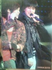 千賀健人・中田大智 大判フォト DREAM BOYS2008大阪