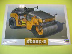 ハセガワ 1/35 WM02 日立建機 コンバインド振動ローラ ZC50C-5