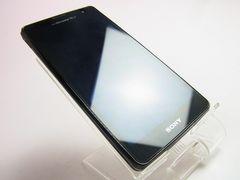 Xperia GX SO-04Dブラック美品白ロム(2)
