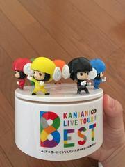 関ジャニ∞ 8EST オルゴール ライブグッズ エイトレンジャー人形