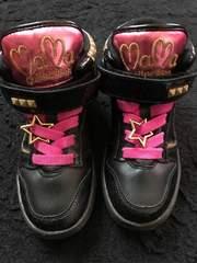バネの力  女の子靴 20�p