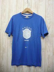即決☆ナイキ 50%OFF ブラジル代表Tシャツ AWAY/XL 新品
