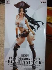 ワンピース フィギュア FLAG DIAMOND SHIP ハンコック