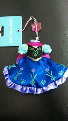 ディズニーランド TDL フローズンファンタジー アナ ドレス 携帯クリーナー アナ雪