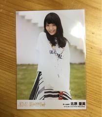 AKB48 NGT48 北原里英 生写真 11月のアンクレット きたりえ