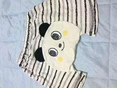 パンダの顔付モンキーパンツサイズ95�p