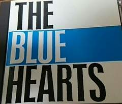 CD THE BLUE HEARTS ザ・ブルーハーツ