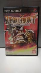 PS2 ジオニックフロント 機動戦士ガンダム0079