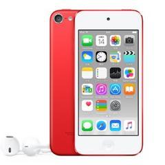 ☆即決【新品】 第6世代 iPod touch 32GB RED レッド【限定品】