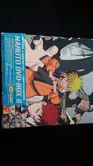 ナルト DVD-BOX 2 完全生産限定版 CD TVアニメ ポストカード