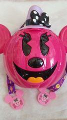ディズニー TDL ハロウィン  TDS 10周年  かぼちゃ ポップコーンバケツ  ミニー