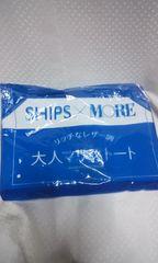雑誌付録SHIPR×MOREリッチなレザー調バッグ(D-157