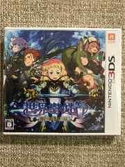 世界樹の迷宮V 長き神話の果て 新品未開封 3DS