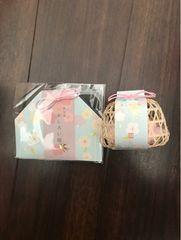 香りかご 香り袋 桜  セット