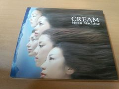Mean Machine CD「CREAM」YUKI、Chara、ちまきまゆみ、YUKARIE●