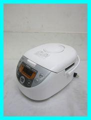 日立IH炊飯器(5,5合・極上炊き・鉄入り釜)RZ-JP10J-W/2015年製