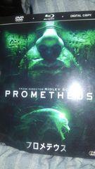 プロメテウス ブルーレイアンド DVD