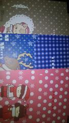 スイマー*クリスマスカード3種*ノベルティ
