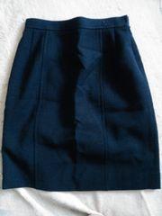 クレージュの紺スカート