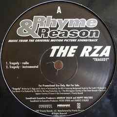 (特価品)THE RZA / Tragedy / G-RAP