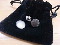 正規品ジョルジオ・アルマーニのボタン♪