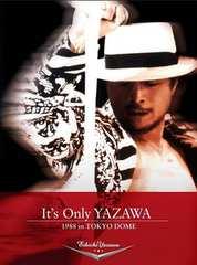 矢沢永吉 It's Only YAZAWA 1988 in TOKYO DOME DM便164円